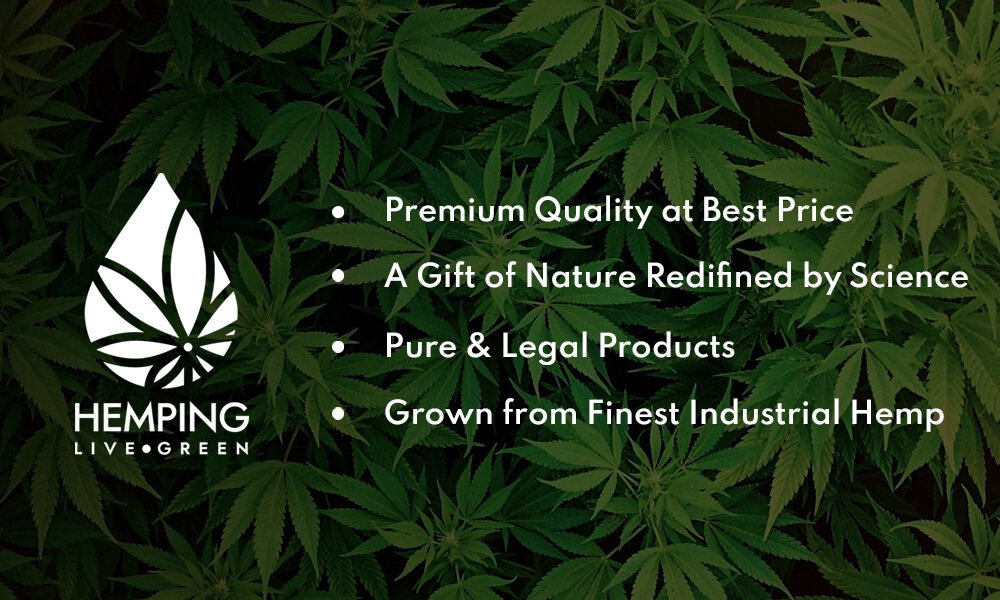 Hemping Live Green, Premium Quality, Best Price, Nature Redifined, Pure Products