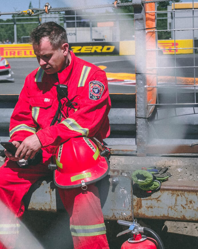 CBD for Fire Fighters