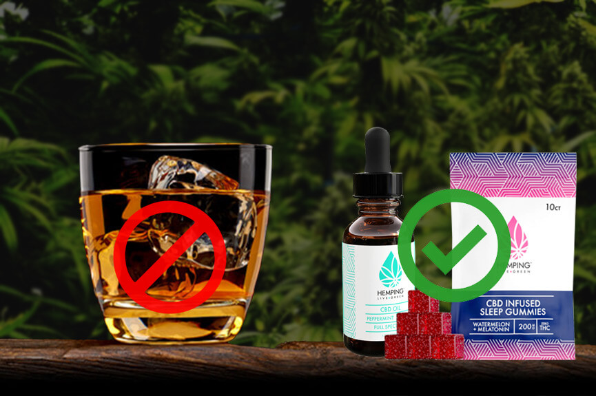 alcohol withdrawal CBD