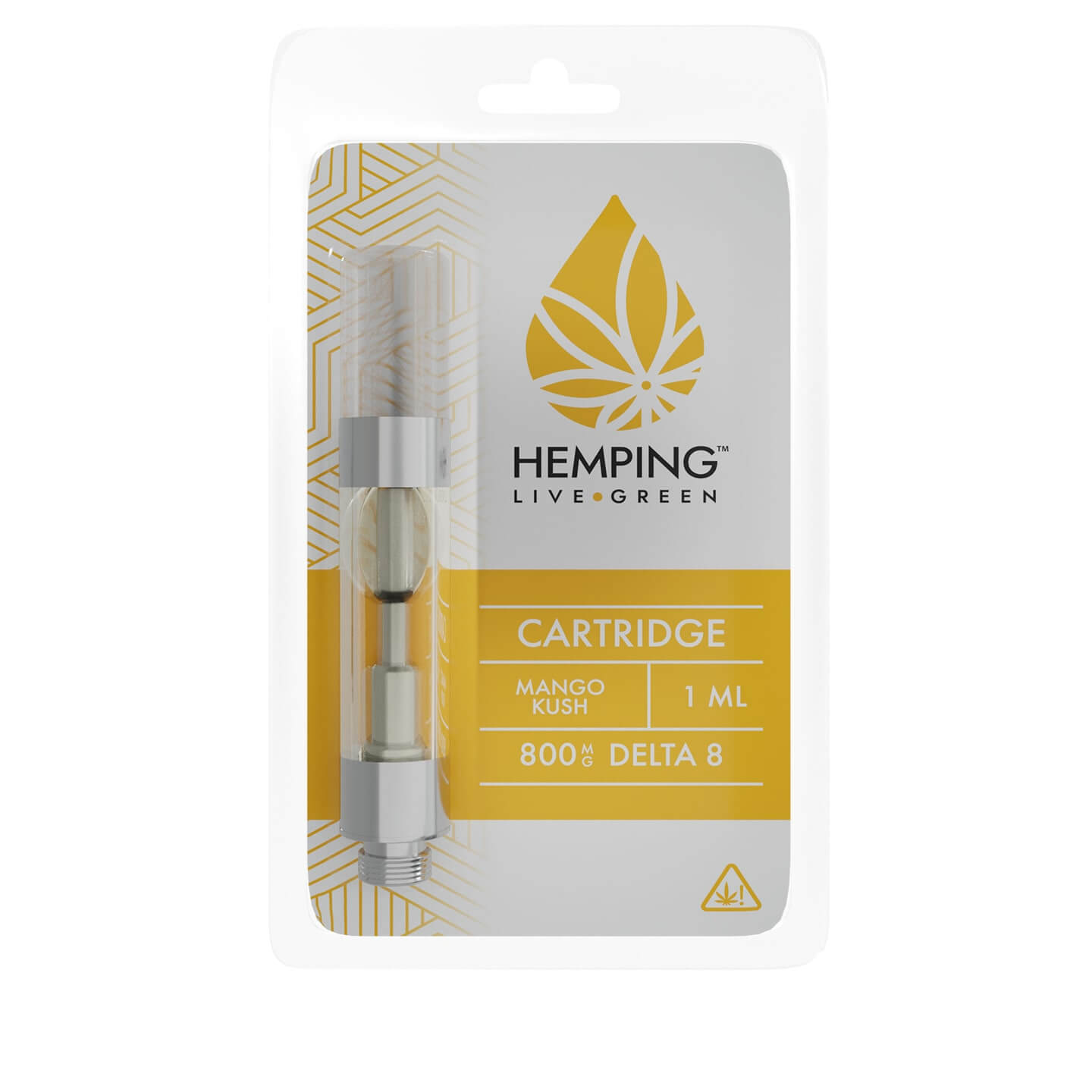 Main image of Delta 8 THC Cartridge (Mango Kush)