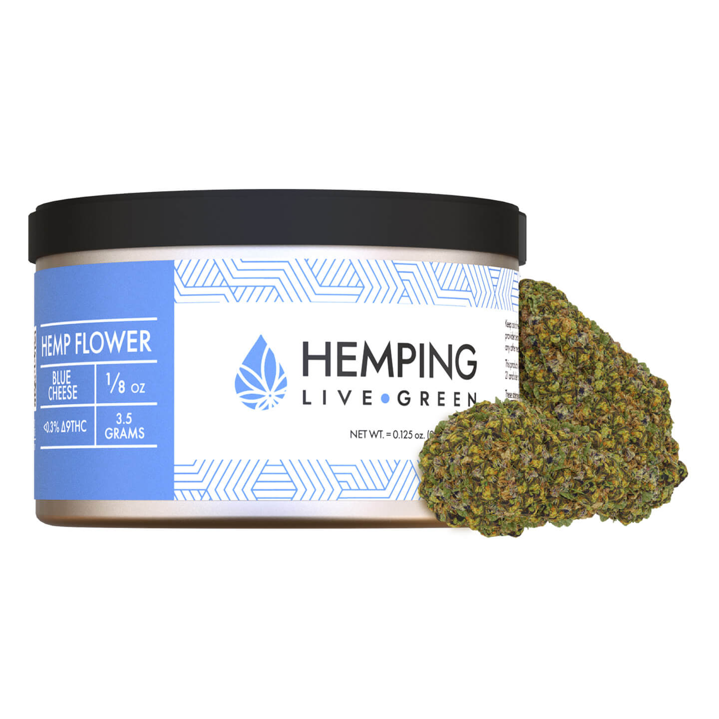 Hemp Flower(Blue Cheese)