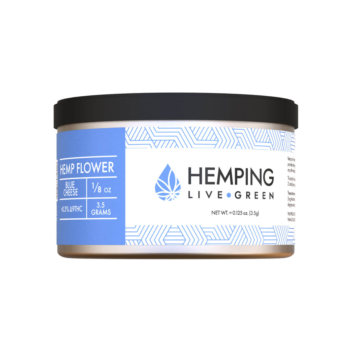 Main image of Hemp Flower(Blue Cheese)