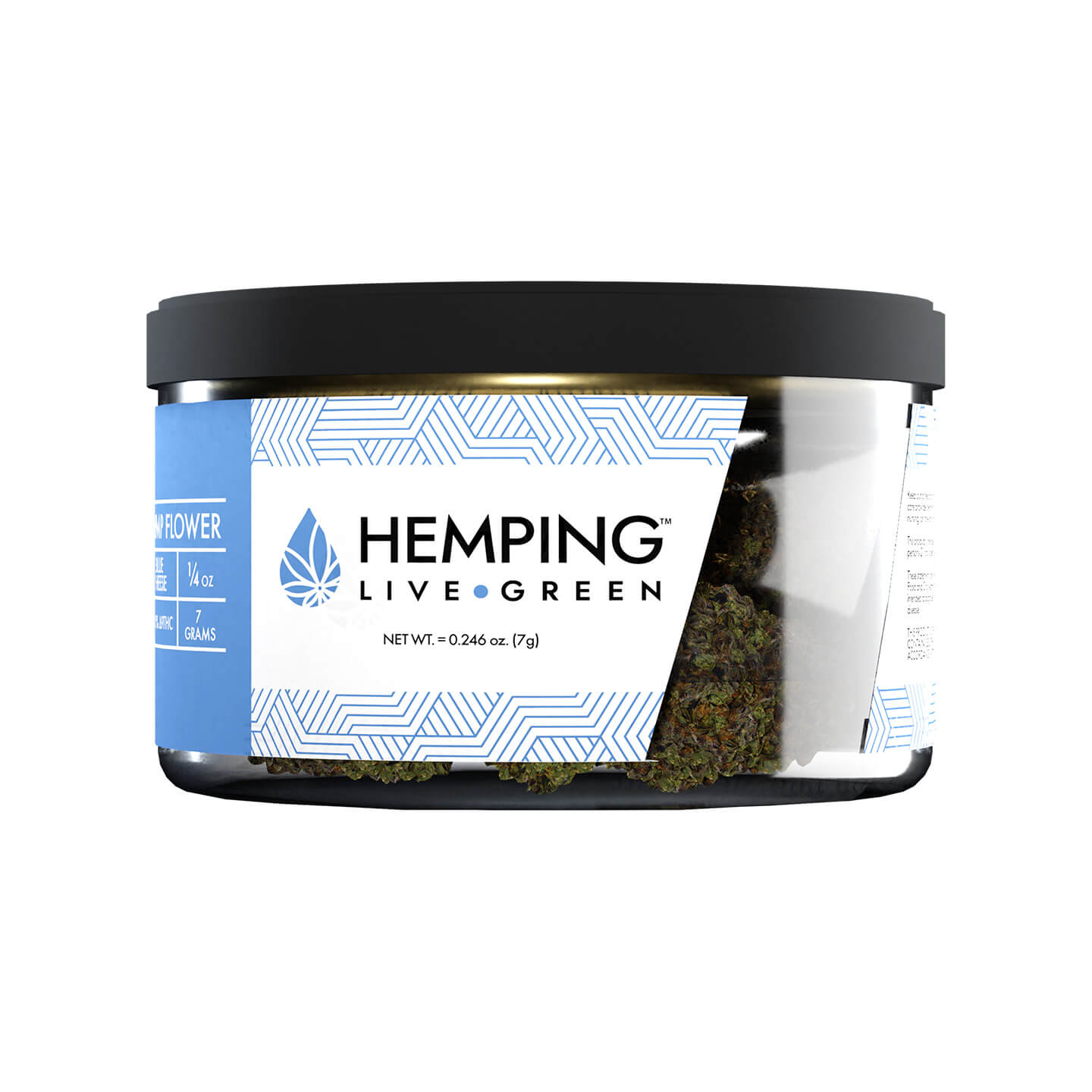 Main image of Hemp Flower(Blue Cheese) 7 gm